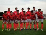 十人菲律宾国家队0-0战平恒大预备队,王军辉登