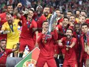 收获首届欧国联冠军,葡萄牙获得1050万欧元奖金