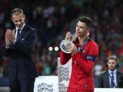 C罗:从2016年起,葡萄牙就开始拿冠军了