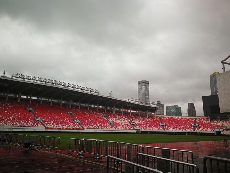 广州暴雨黄色预警,国足明天可能雨战 — 中国