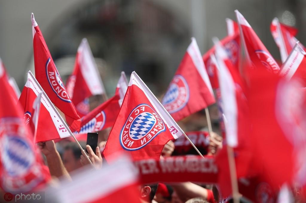 因球迷燃放烟火,拜仁慕尼黑被罚款5000欧