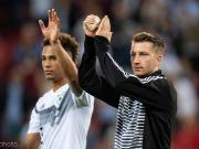 德国队赛后评分:罗伊斯、萨内、京多安和格雷