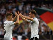 非常享受比赛,德国队传球简练速