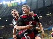 欧预赛德国半场轰入5球,上一次发生在14年世界杯半决赛