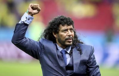 伊基塔:我对哥伦比亚充满信心;如果不夺冠我就把头发剪了