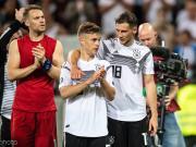 诺伊尔:与特尔施特根的良性竞争有助德国队进步