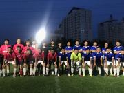 懂球帝FC6-1迪卡侬足球队,神锋团团上演帽子戏法,浪哥传射