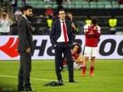 镜报:欧联杯决赛后,埃梅里和所有阿森纳球员进行了单独谈话