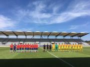 冯博轩破门,中国U22土伦杯1-2不敌智利获得赛事第八名