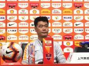 李霄鹏:间歇期后球员状态很好;金敬道和郑铮可能出场
