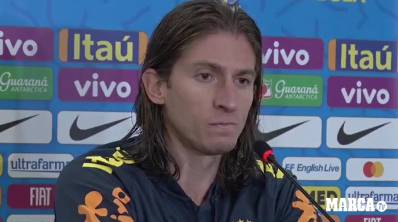 菲利佩:我可能留在马竞或离开,美洲杯后再决定