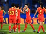 半场战报:中国女足1-0南非女足,李影破门,王珊珊头球中楣