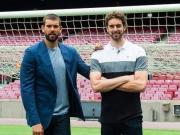 巴塞罗那发文祝贺加索尔兄弟:我们为你们感到骄傲