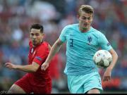 古利特:我不认为德利赫特会去曼联,因为他们踢不了欧冠