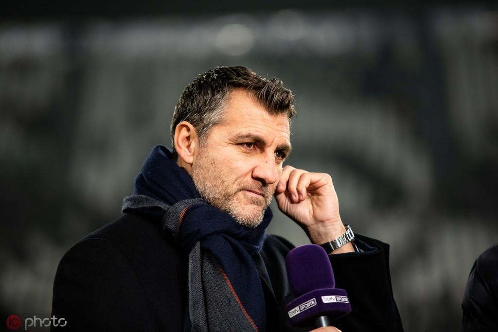 维埃里:国米高价买巴雷拉很对;孔蒂和加斯佩里尼是伟大教练