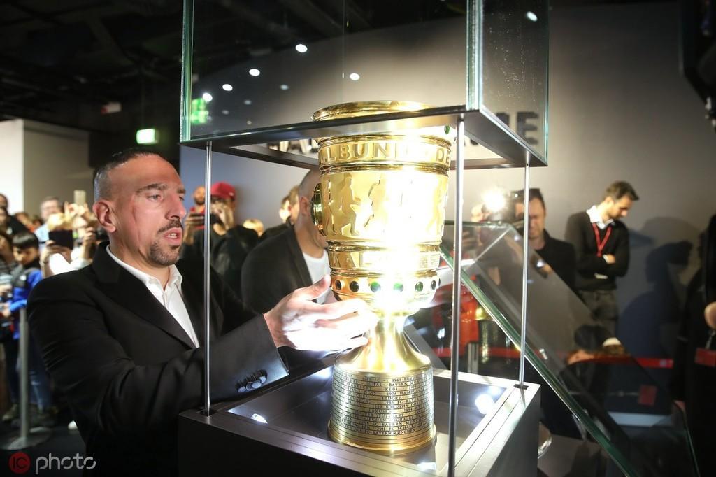 里贝里:未来可能会回归拜仁慕尼黑工作