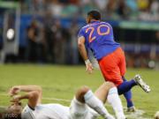 阿根廷0-2哥伦比亚遭开门黑,中超旧将R马替补建功