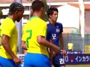 U22巴西点球5-4日本U22,夺得土伦杯冠军,旗手怜央失点