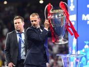 欧足联主席:欧冠决赛应该在更大的体育场进行
