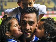 图集:父亲节快乐,盘点中超爸爸级球员与他们的子女温馨一刻