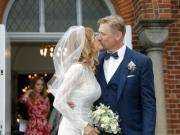 老舒梅切尔二度结婚,新娘曾是《花花公子》杂志的模特