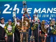 勒芒耐力赛西班牙车手阿隆索夺冠,皇马发推祝贺