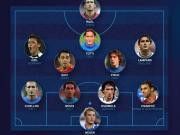 欧青赛最佳11人:意大利4人入选,诺伊尔、哈维、兰帕德在列