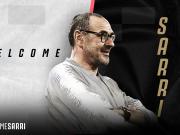 官方:萨里离开切尔西成为尤文新帅,双方签约至2022年