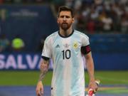 法爾考:阿根廷一輸就有人怪梅西,這就是當世界最佳的代價