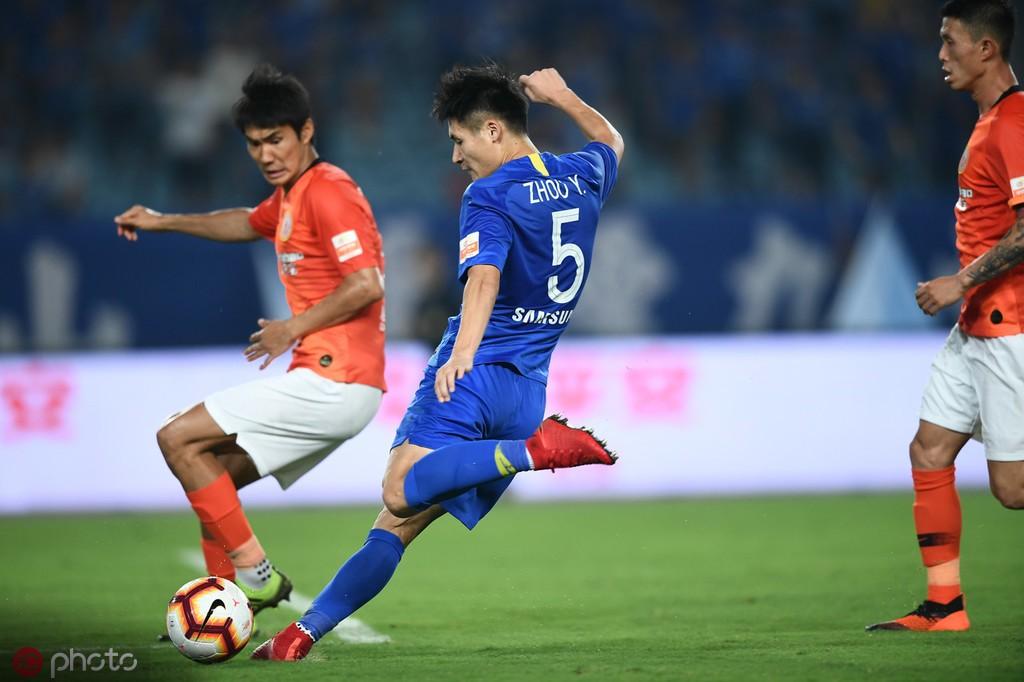 13轮攻入28球,江苏进球总数登顶中超 — 广州恒大淘宝