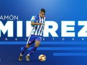 官方:阿拉維斯簽下阿根廷前鋒米埃雷斯