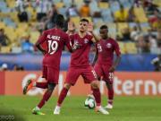 连扳2球!卡塔尔美洲杯首秀2-2逼平巴拉圭