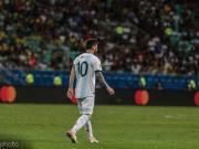 自梅西为国家队完成首秀以来,阿根廷14年内已更换9任主教练