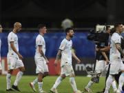 又见魔咒?阿根廷过去10场先丢球的比赛一场都没赢