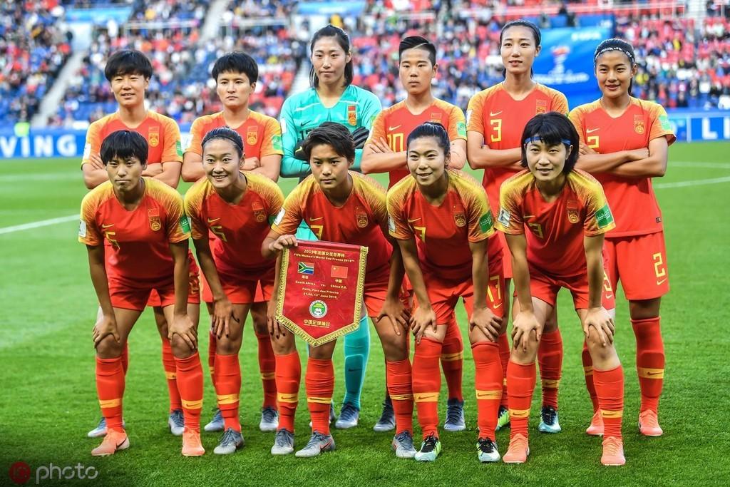 小组赛末轮决战西班牙,中国女足打平即可顺利出线