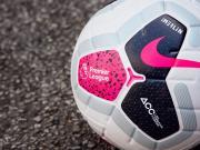 英超官方公布下赛季用球;骚气粉色尽显潮流气息