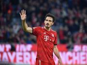 佐尔克:胡梅尔斯是德国最好的后卫,很高兴他回来