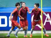 李可:愿中国女足今晚好运;为了祖国!