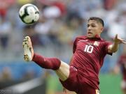 天空体育:西汉姆联和纽卡斯尔想要委内瑞拉国脚萨瓦里诺