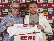 官方:科隆签下比利时国脚韦斯特拉特