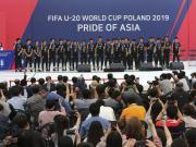 鼓励培养青少年人才,韩国足协拿出10亿韩元奖励U20代表队