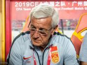 天津日报:因里皮坚决反对,足协放弃了让国足长期集训的计划