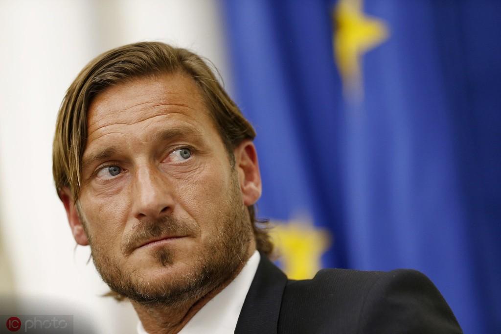 意媒:桑普多利亚与佛罗伦萨均有意邀请托蒂出任体育总监