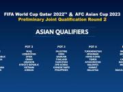 亚足联官方确定中国为40强赛种子队,抽签仪式在7月17日举行