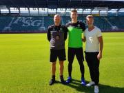 官方:瑞士球队圣加仑签下柏林赫塔门将小克林斯曼