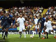 罚失两点球+对手补时乌龙,欧青赛法国2-1逆转英格兰