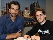 官方:拜仁年轻中场费恩租借加盟汉堡