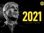多特蒙德官方:主帅法夫尔续约至2021年