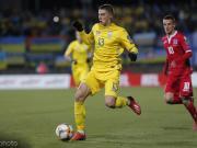 迪马:舍甫琴科向米兰推荐乌克兰国脚麦科连科,身价约700万