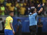 巴西媒体:热苏斯的进球是好球,库蒂尼奥那球取消没问题
